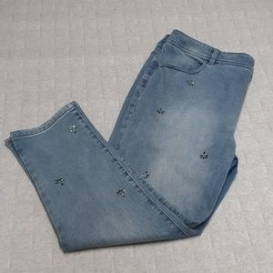 Chico's Slimming Jeans